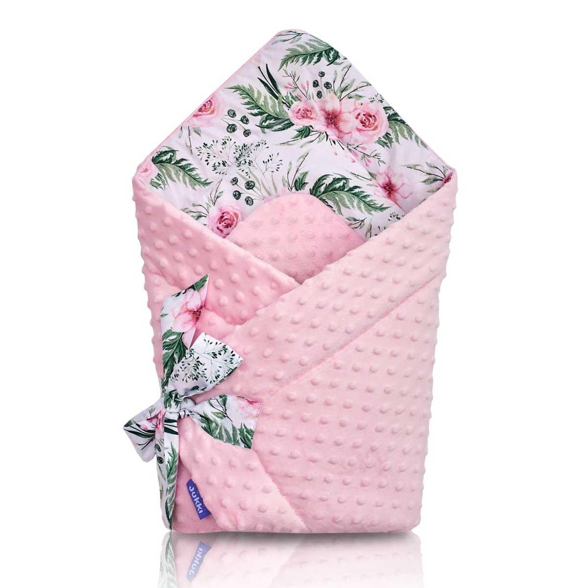 Jukki Baby Wrap - Jardin Rose